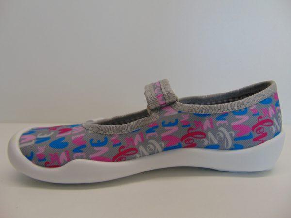 Befado 114Y374 obuwie dziewczęce