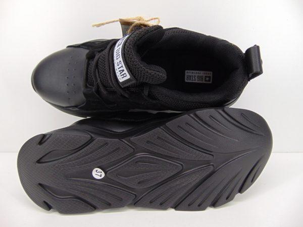 Sneakersy damskie Big Star GG274636 czarne