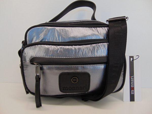 Torebka Monnari BAG5570 srebrna