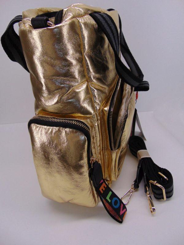 Torebka Monnari BAG3880 złota