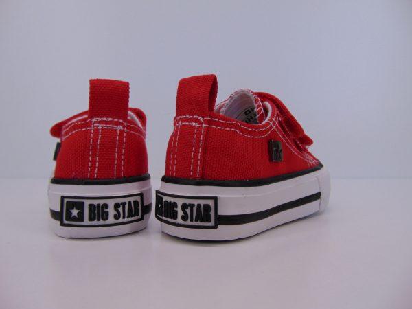 Dziecięce trampki Big Star HH374200 czarne