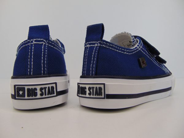 Dziecięce trampki Big Star HH374100 jasno niebieski