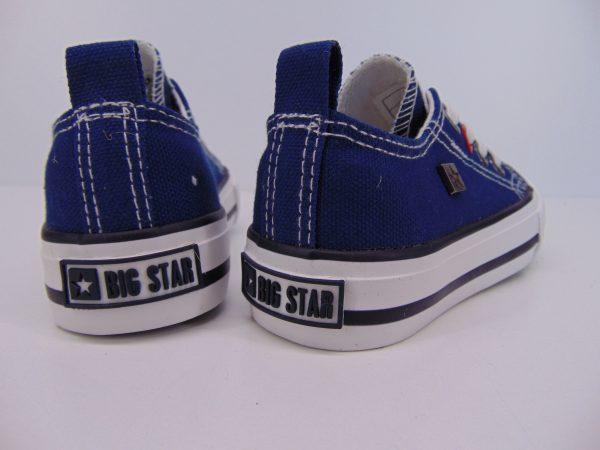 Big Star dziecięce trampki HH374090 czarny