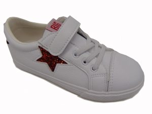 Dziecięce trampki Big Star DD374074 biały
