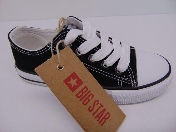 Dziecięce trampki Big Star FF374200 101 biały