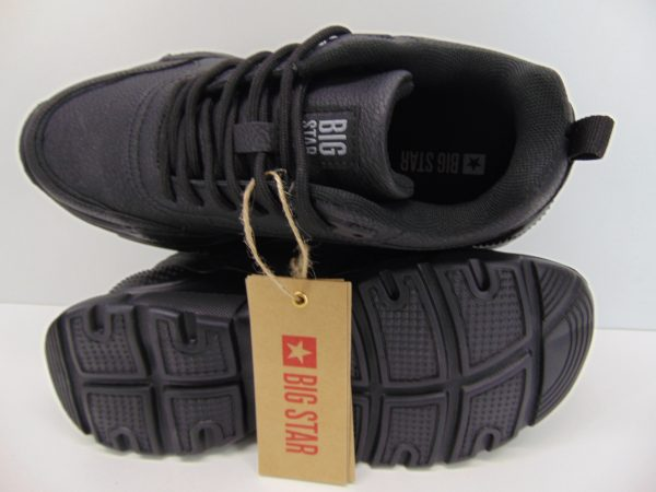 Sneakersy damskie Big Star EE274460 białe