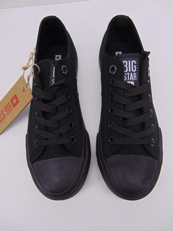 Trampki Big Star AA274009 czarny