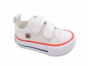 Dziecięce trampki Big Star HH374089 biały
