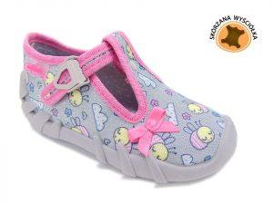 Befado 110P412 obuwie dziewczęce