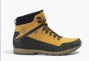 Buty trekkingowe BADURA 4620 żółty