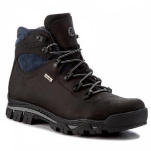 Buty trekkingowe BADURA 4611 czarny