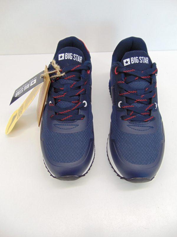 Big Star Sportowe buty męskie HH174333 czarne