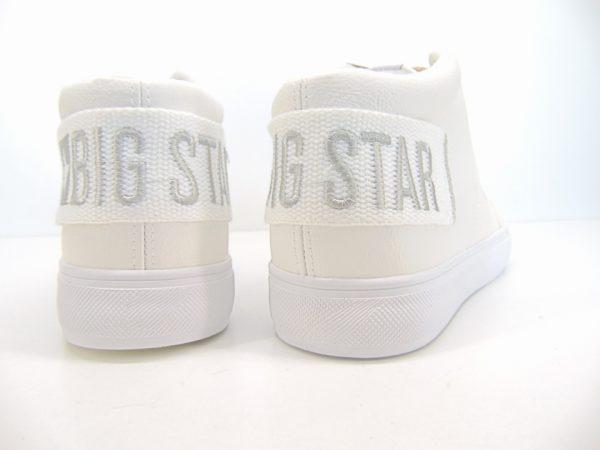 Big Star trampki męskie II174002 czarne lico