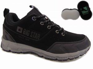 Big Star półbuty sportowe męskie II174180 brązowy