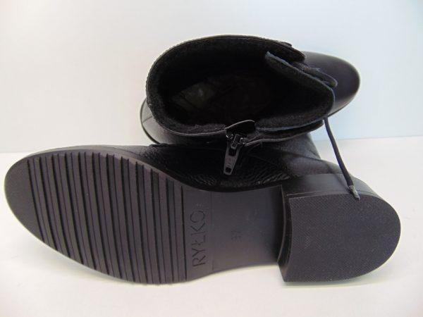 Ryłko botek 2MUJ5 X UW9 czarny lico