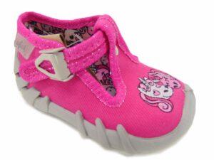 Befado 110P435 obuwie dziewczęce