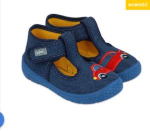 Befado 531P099 obuwie dziewczęce